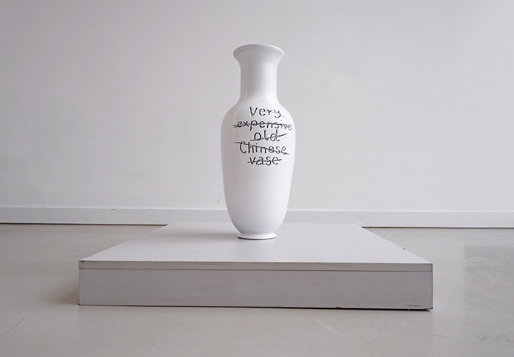 Very expensive old Chinese vase, 3d print, 2020