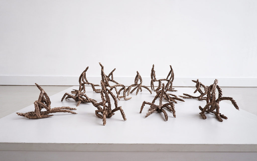 Kamasutra, bronze, 2020